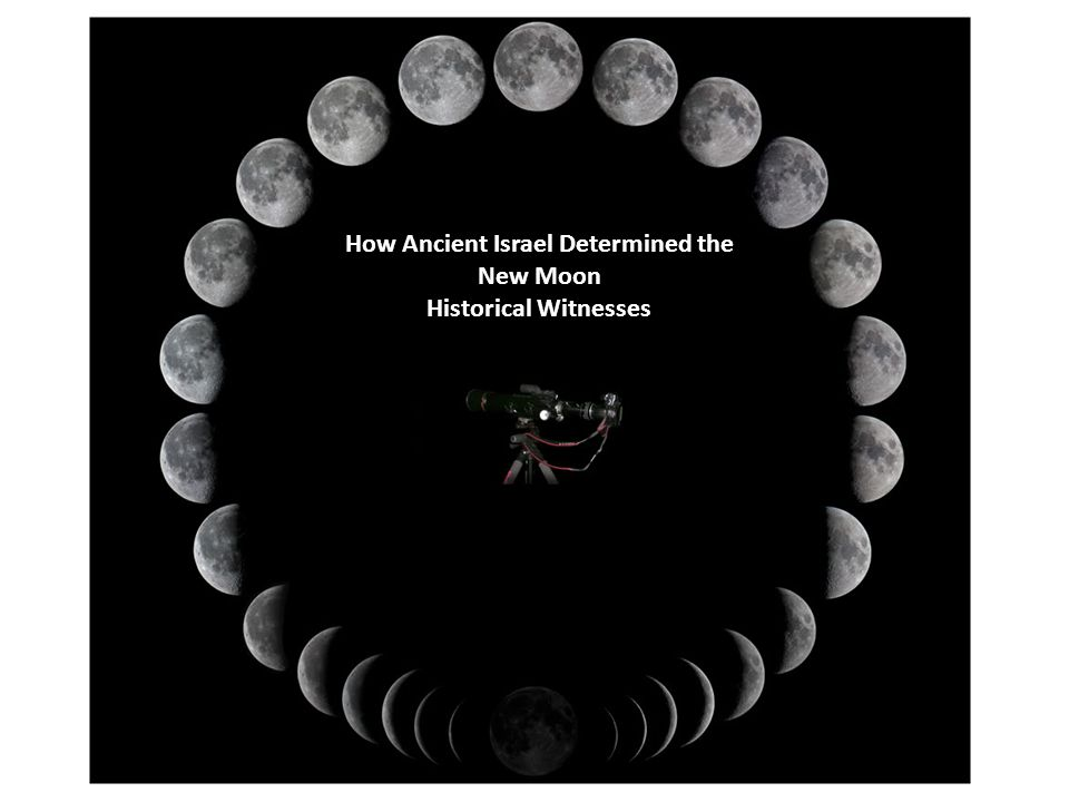 How Ancient Israel Determined the New Moon