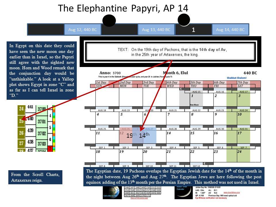 The Elephantine Papyri, AP 14