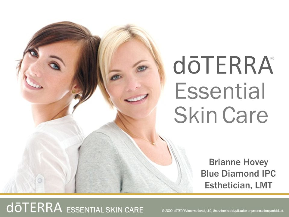 Essential Skin Care Brianne Hovey Blue Diamond IPC Esthetician, LMT