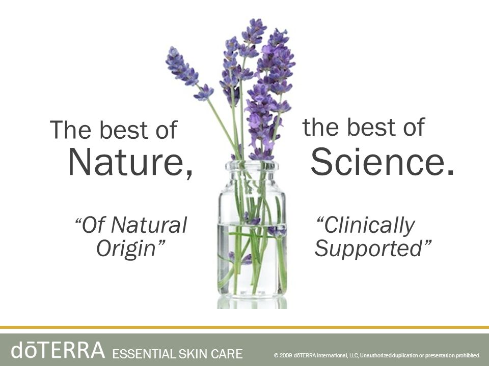 Nature, Science. the best of The best of Clinically Supported