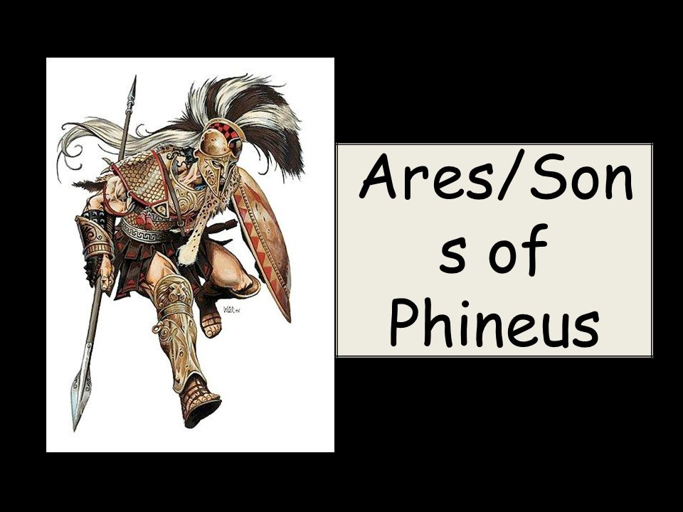 Ares/Sons of Phineus