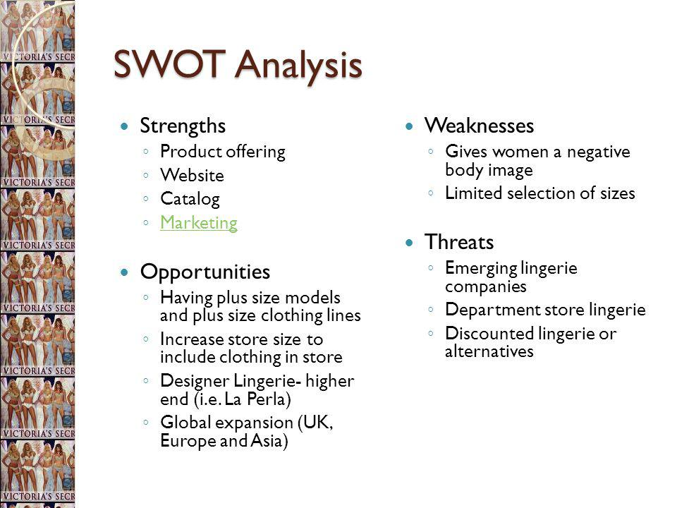 SWOT Analysis Strengths Opportunities Weaknesses Threats