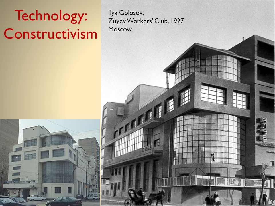 Technology: Constructivism