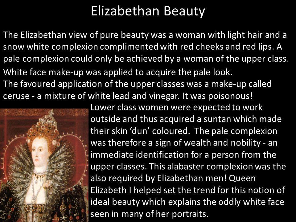 Elizabethan Beauty