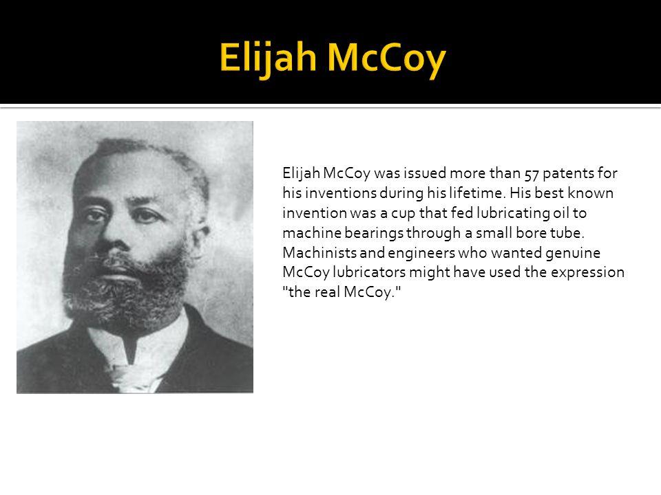 Elijah McCoy