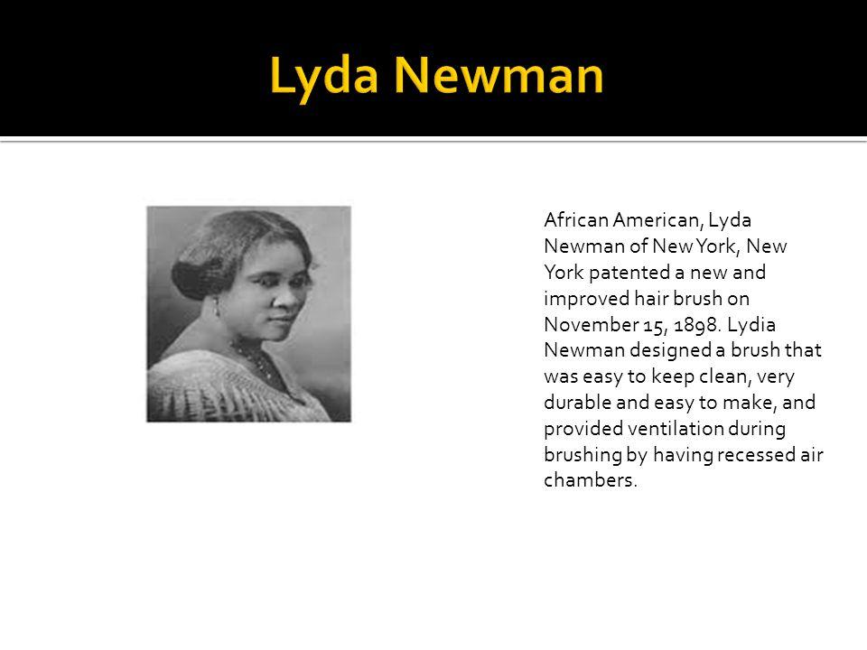 Lyda Newman