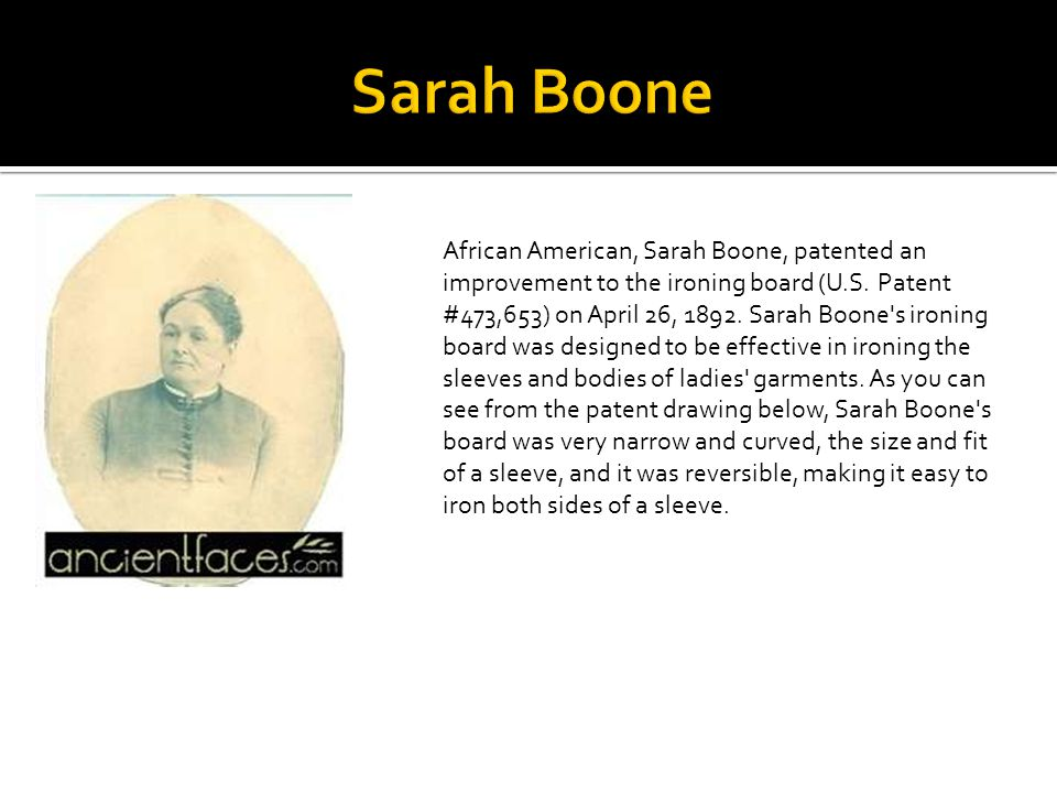 sarah boone A photograph of the graves of squire and sarah boone, parents of daniel boone   1764, but squire, jr, did not sell the elisha creek site until september 1767.