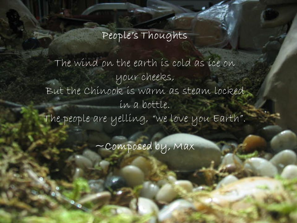People's Thoughts ~Composed by, Max