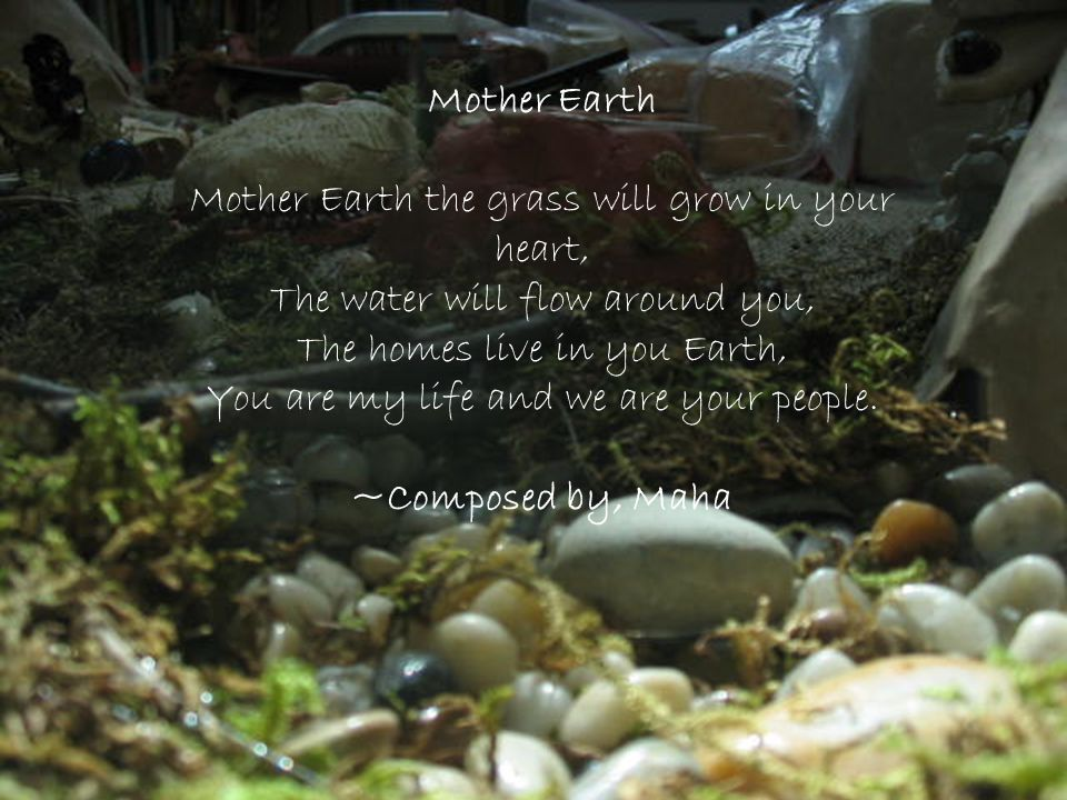 Mother Earth ~Composed by, Maha
