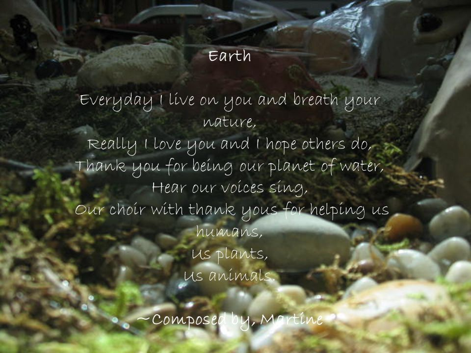 Earth ~Composed by, Martine