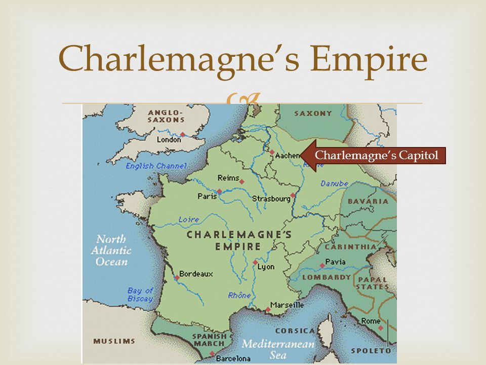 Charlemagne's Capitol
