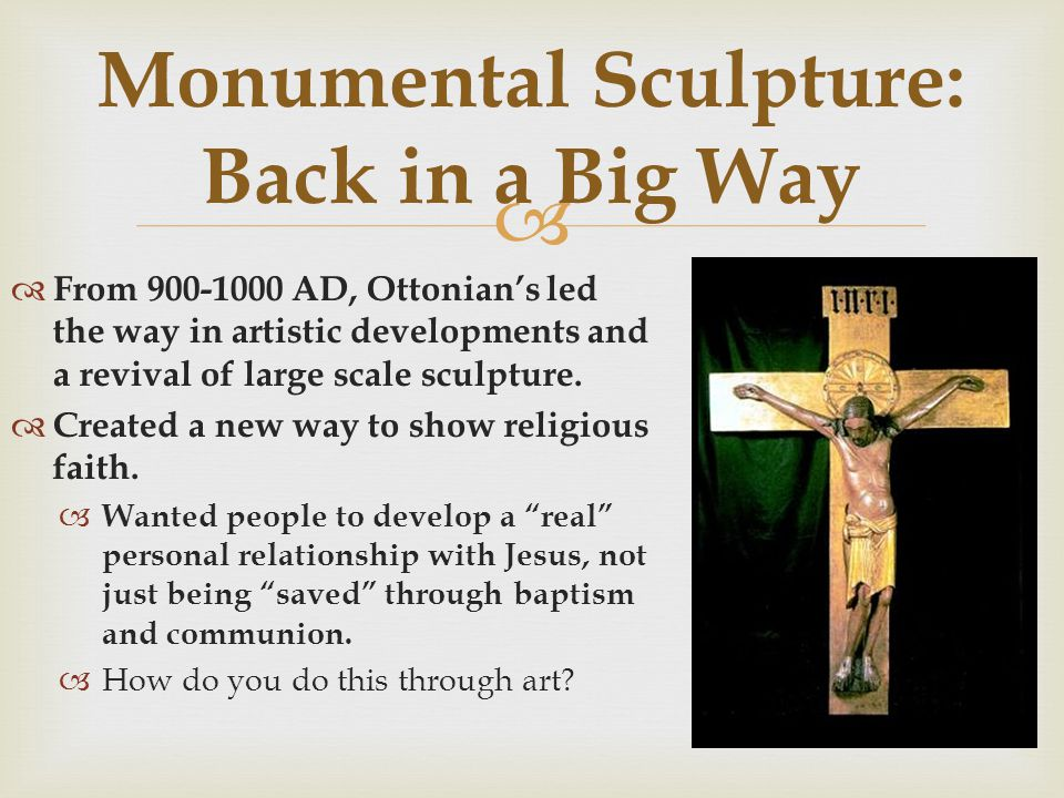 Monumental Sculpture: Back in a Big Way