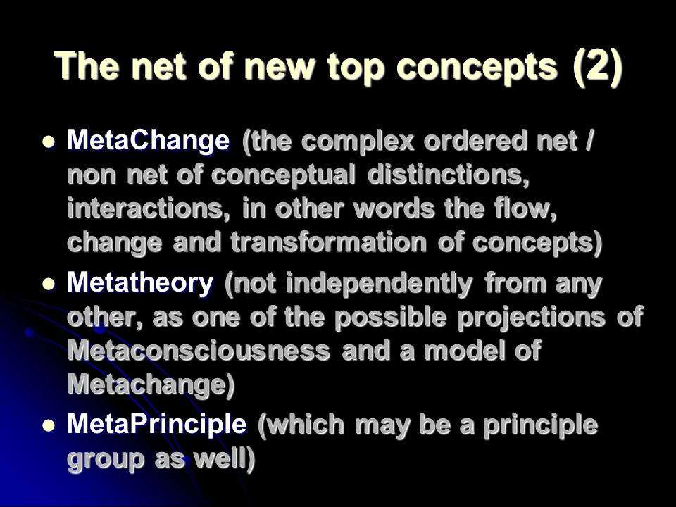 The net of new top concepts (2)