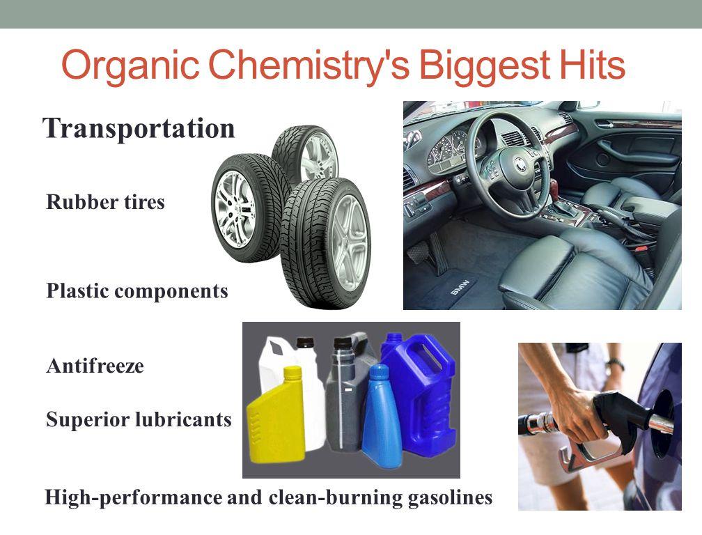 Organic Chemistry s Biggest Hits