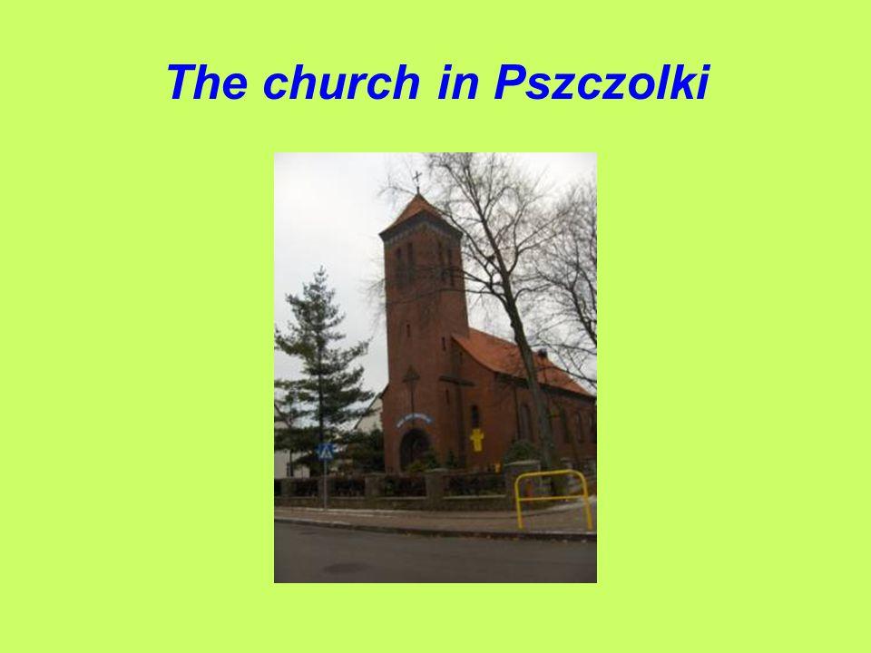 The church in Pszczolki