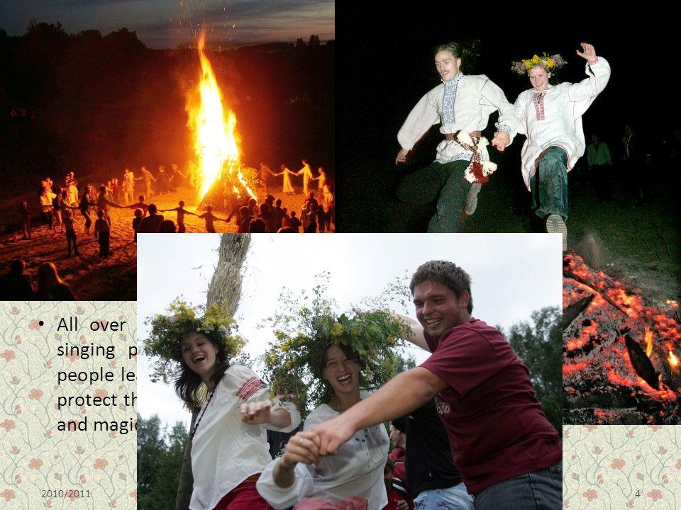 Rituals Summer's arrival