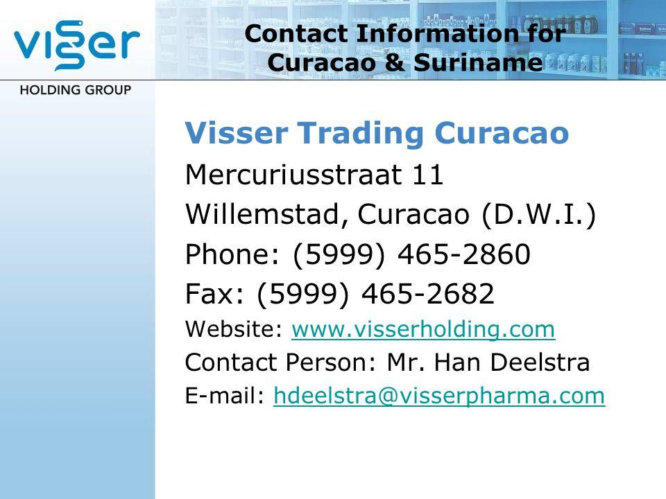 Visser Trading Curacao