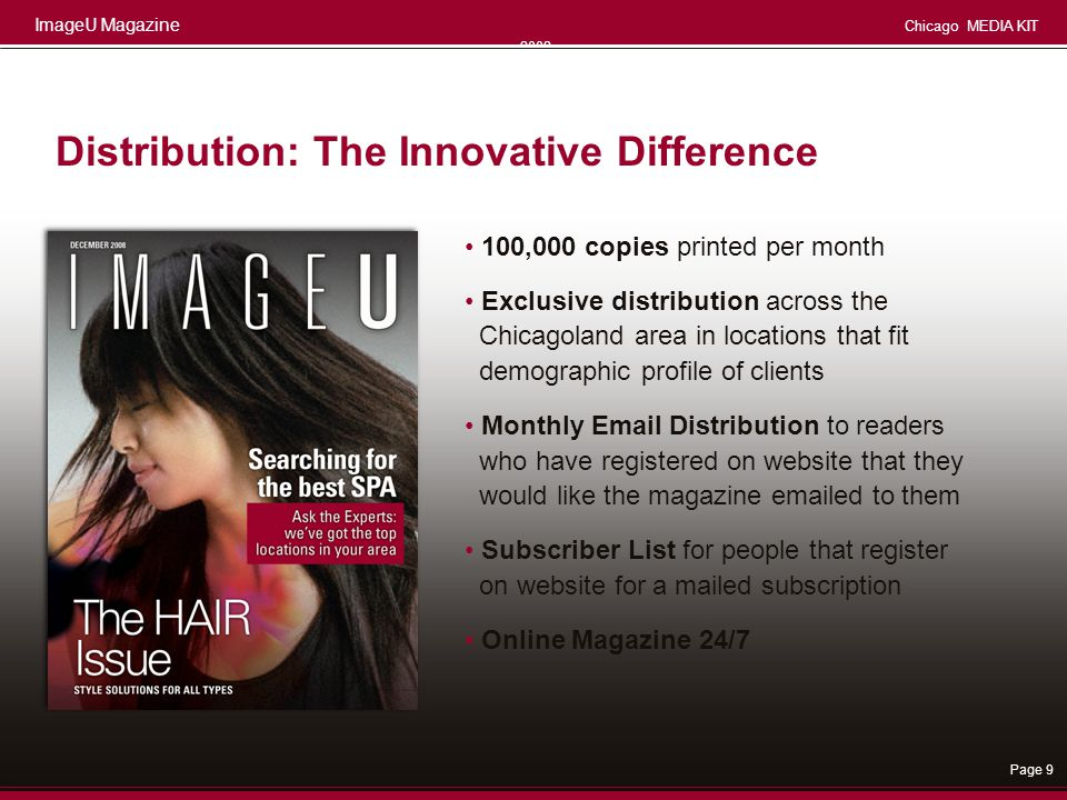 Distribution: The Innovative Difference