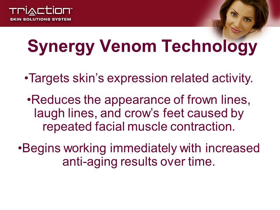 Synergy Venom Technology