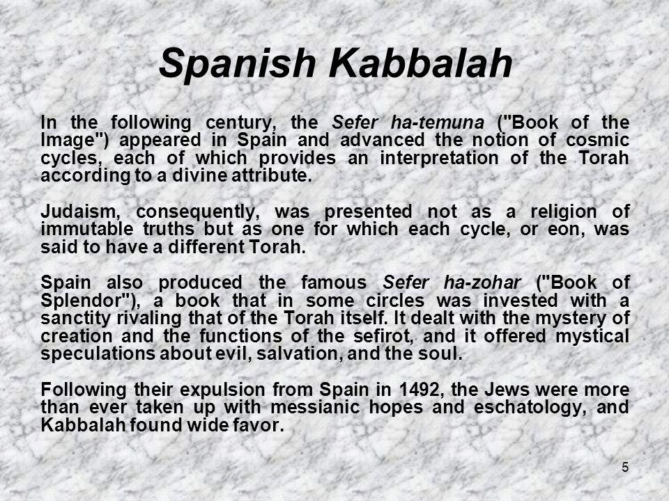 Spanish Kabbalah