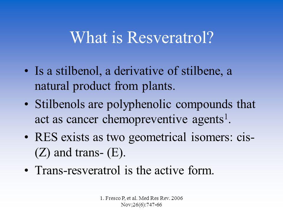 1. Fresco P, et al. Med Res Rev. 2006 Nov;26(6):747-66