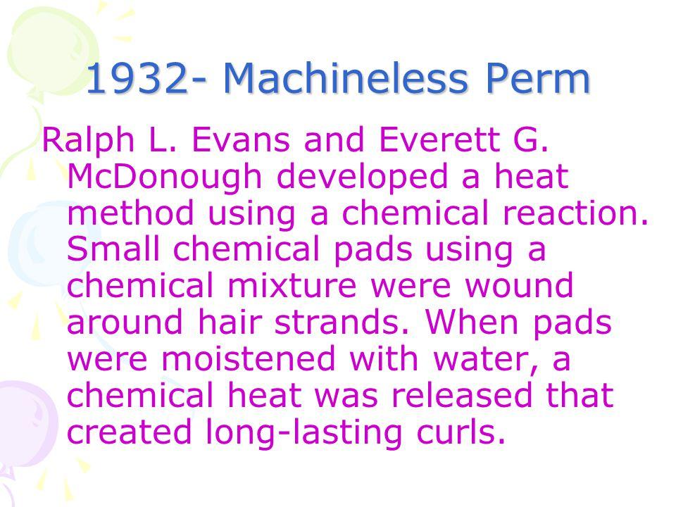 1932- Machineless Perm