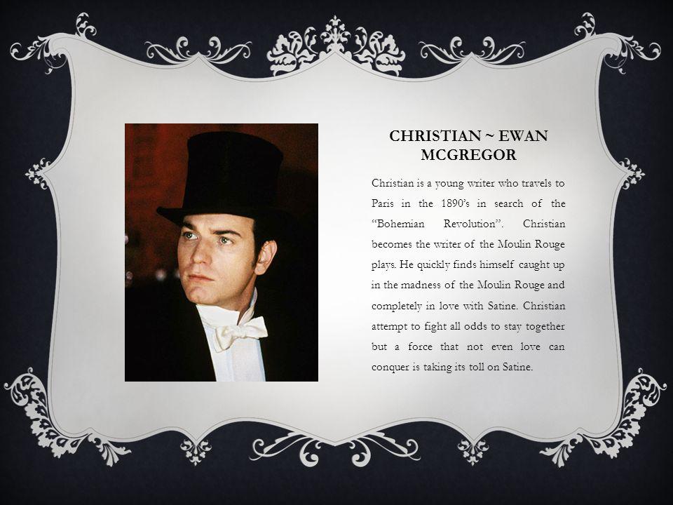 Christian ~ Ewan McGregor