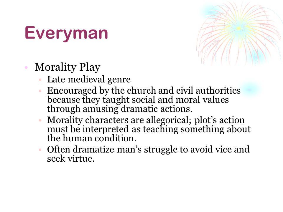 everyman play themes