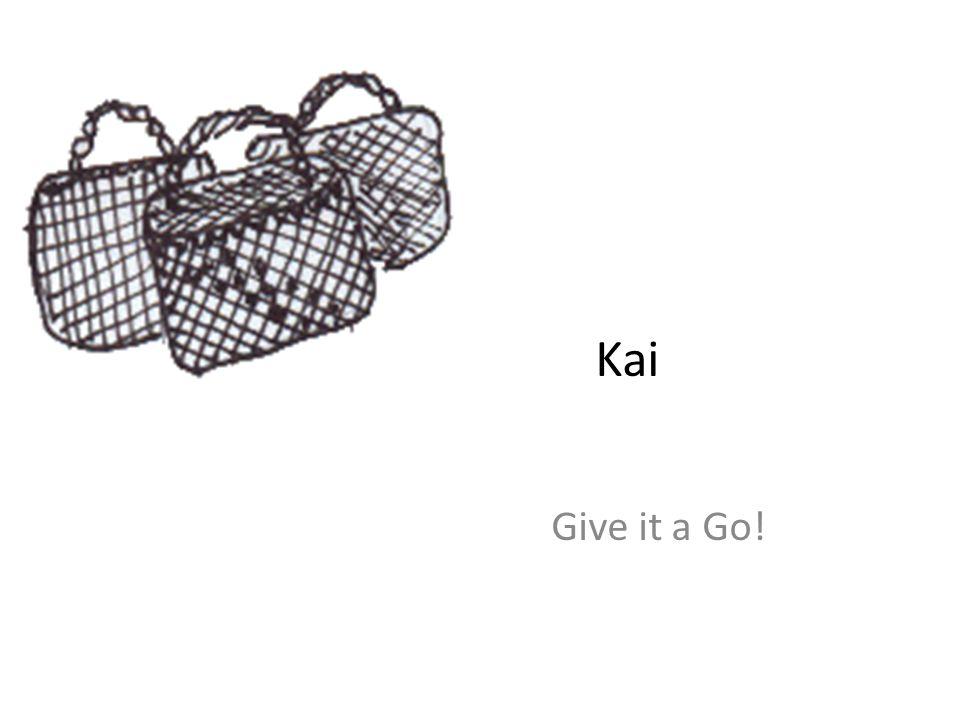 Kai Give it a Go!