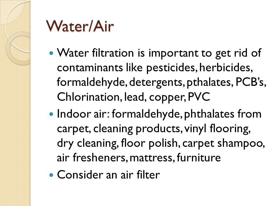 Water/Air