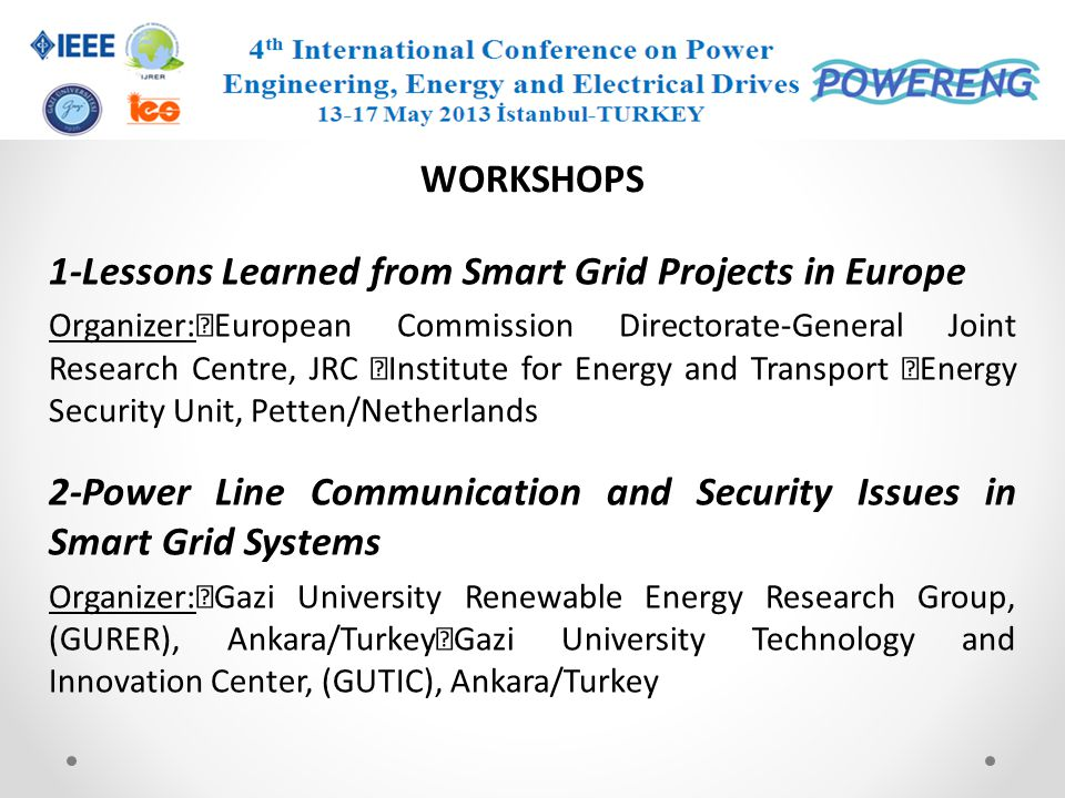 1-Lessons Learned from Smart Grid Projects in Europe