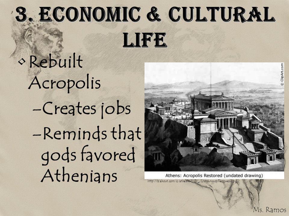 3. Economic & Cultural Life
