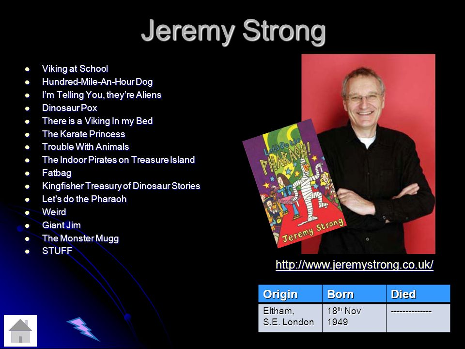 Jeremy Strong   Origin Born Died