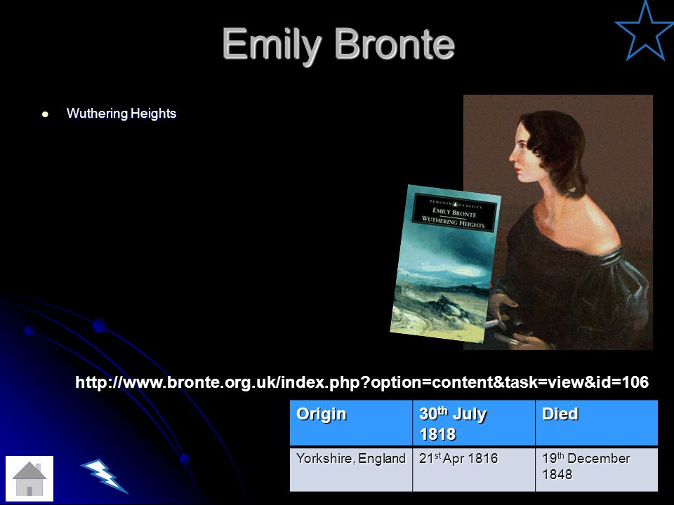 Emily Bronte Wuthering Heights.   option=content&task=view&id=106.