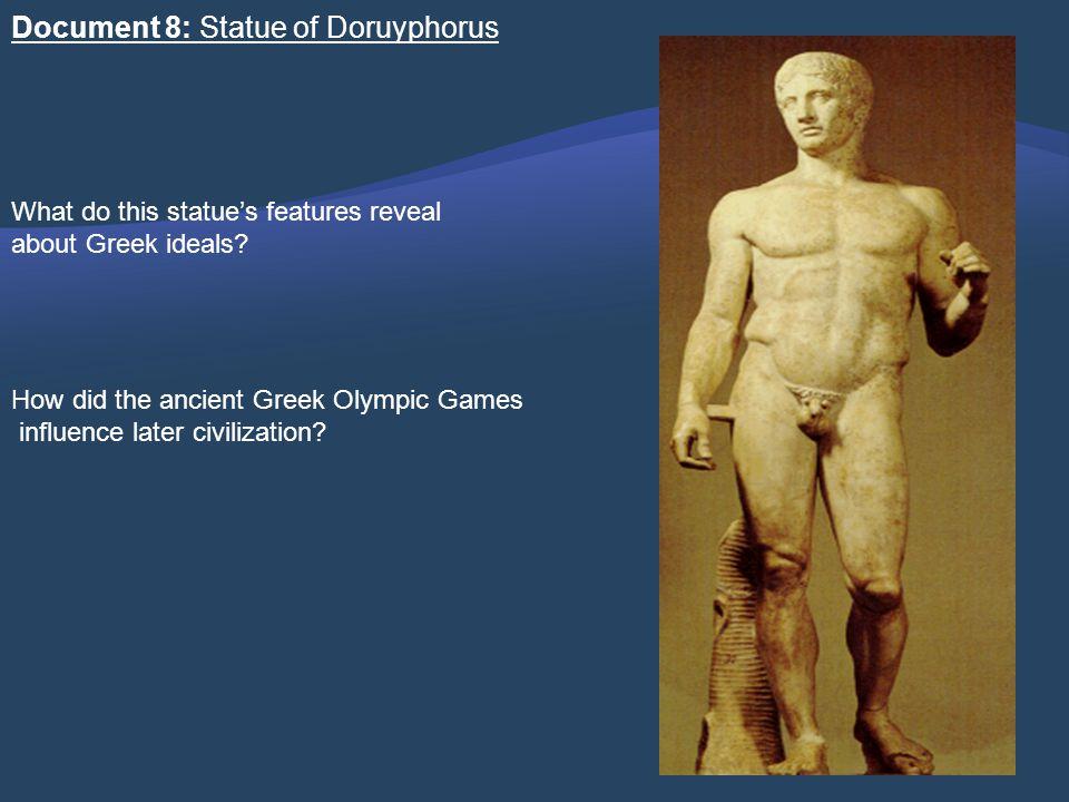 Document 8: Statue of Doruyphorus
