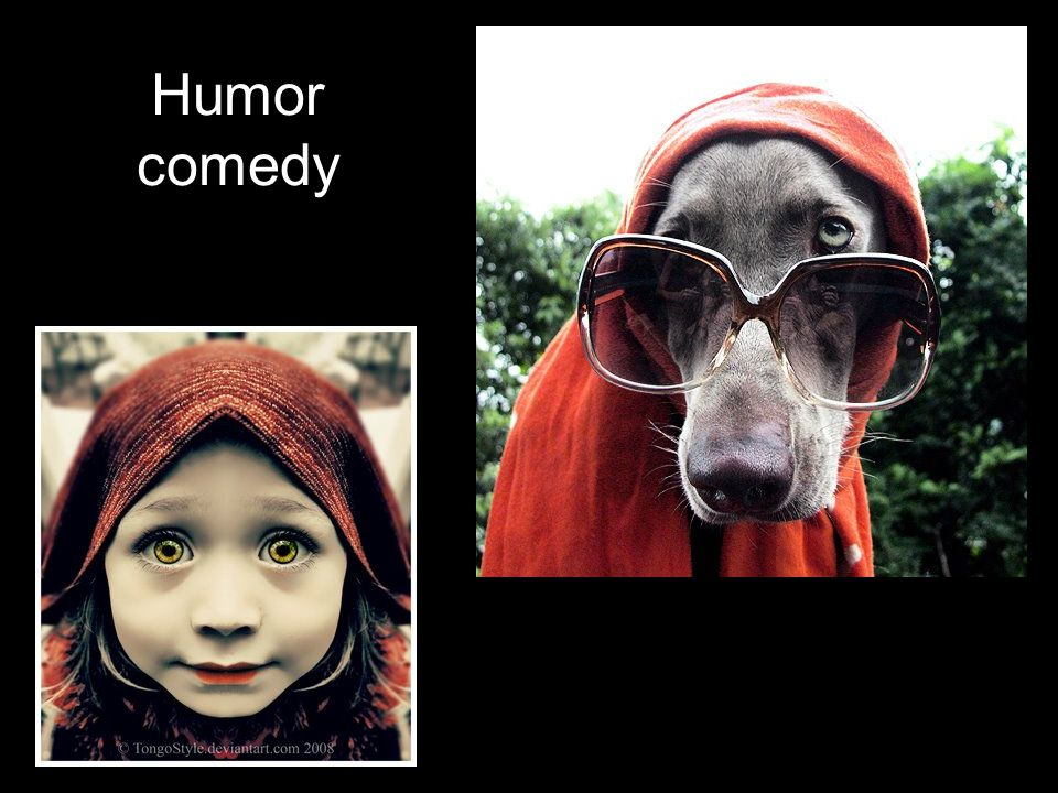 Humor comedy