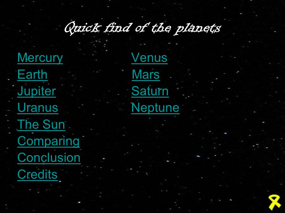 relationship between the planets and sun