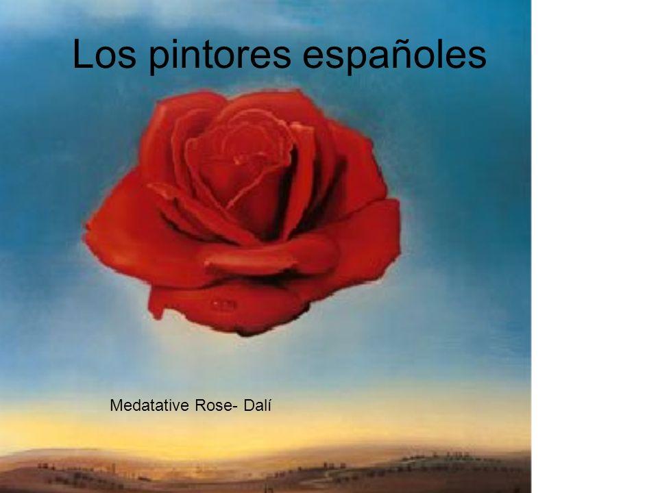 Los pintores españoles