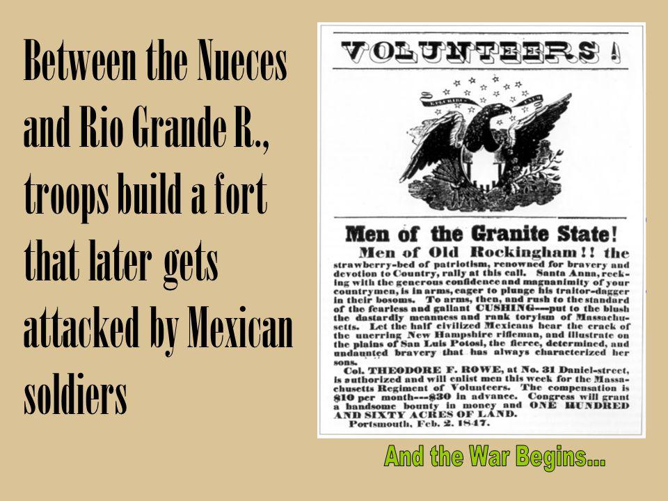 Between the Nueces and Rio Grande R