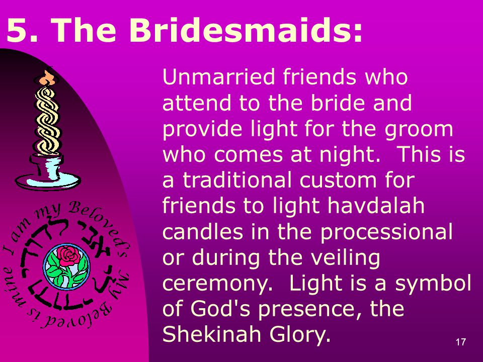 5. The Bridesmaids: