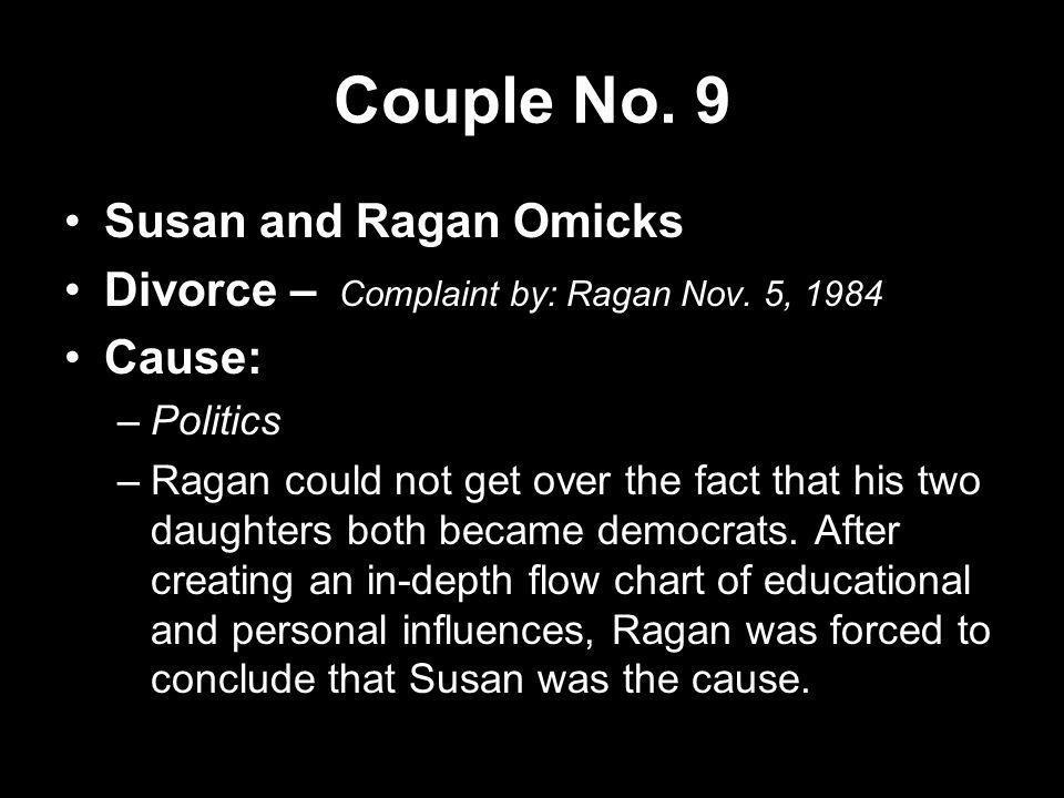Couple No. 9 Susan and Ragan Omicks