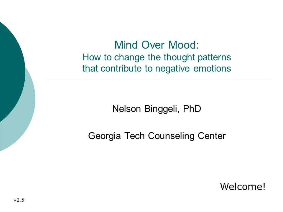 Nelson Binggeli, PhD Georgia Tech Counseling Center