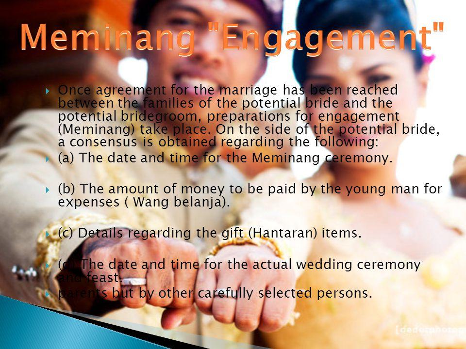 Meminang Engagement