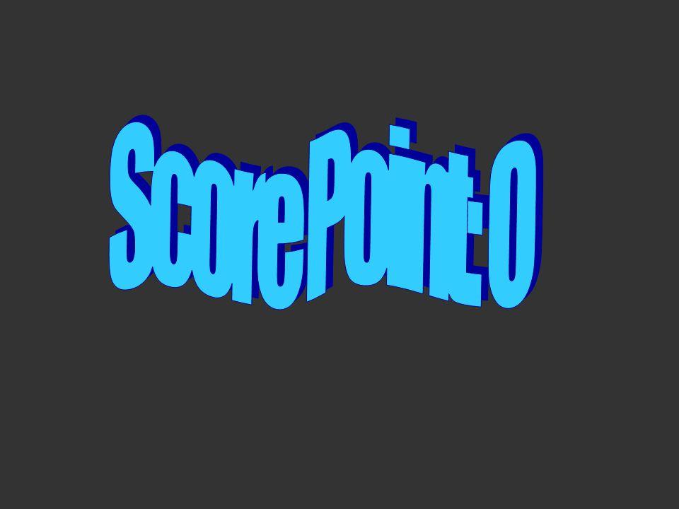 Score Point: O