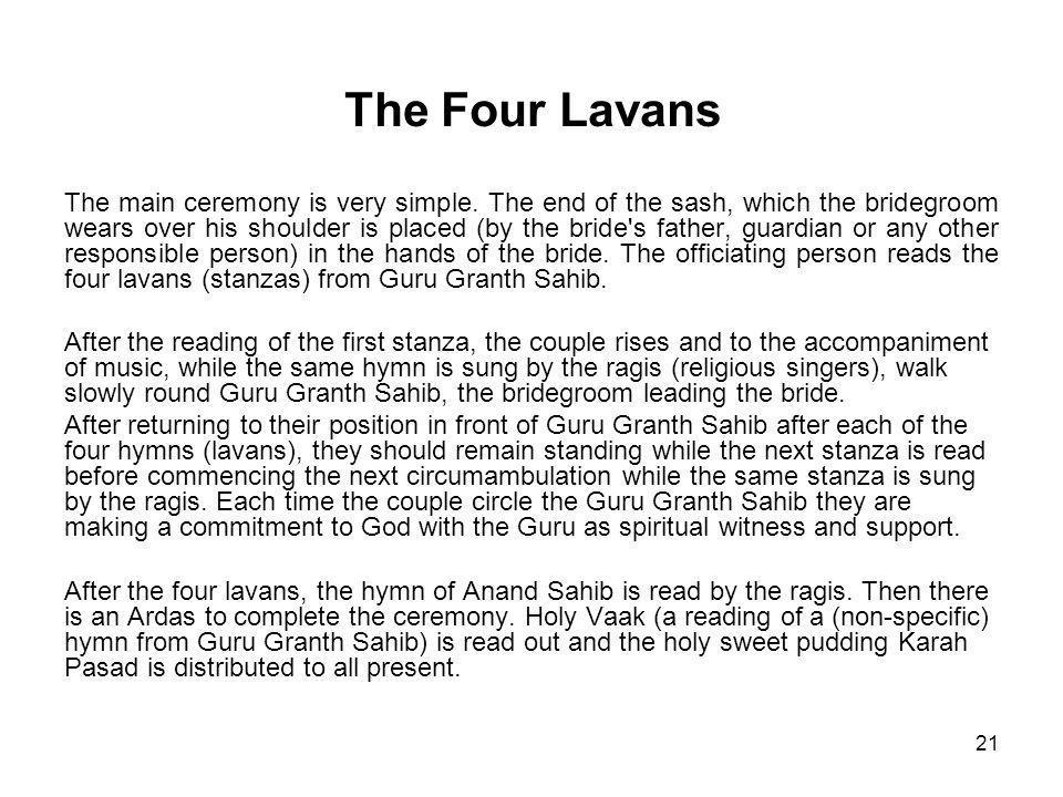 The Four Lavans