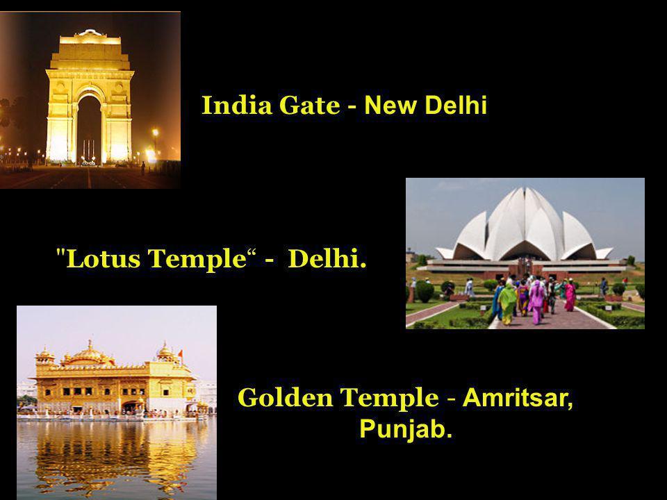 Golden Temple - Amritsar, Punjab.