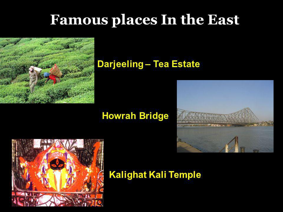 Famous places In the East