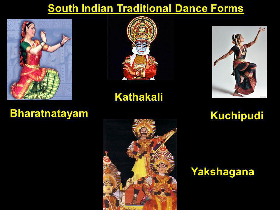 South Indian Traditional Dance Forms