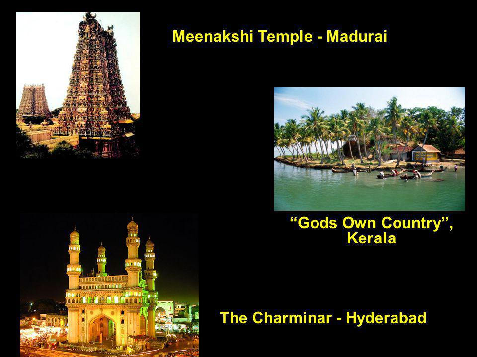 Meenakshi Temple - Madurai Gods Own Country , Kerala