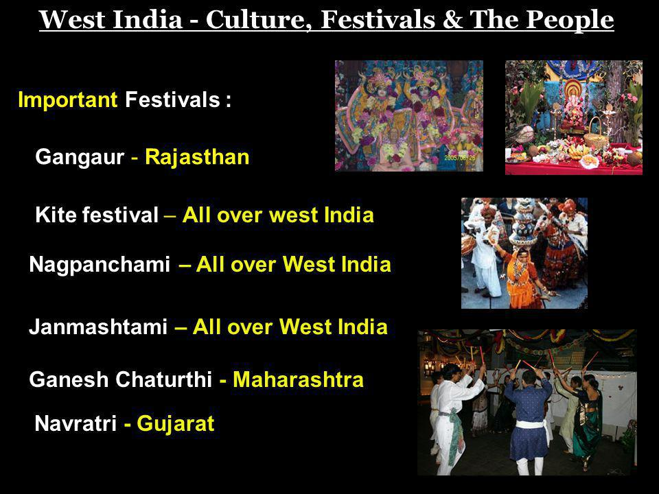 West India - Culture, Festivals & The People
